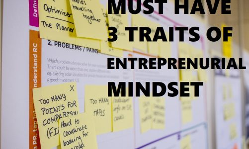 3 Significant Traits of an Entrepreneurial Mindset that You Must Follow