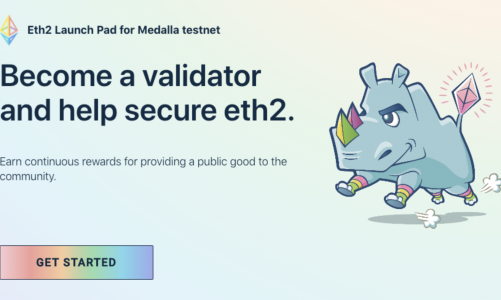 Ethereum Foundation releases testnet staking tool as ETH2 draws close