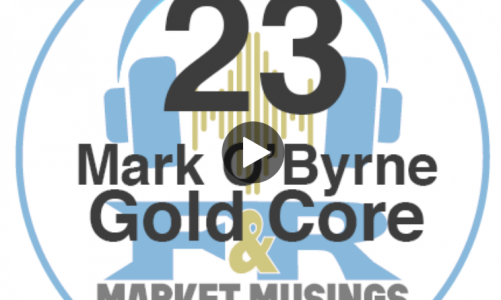 Gold's Role As A Store Of Value Over Centuries – Mark O'Byrne