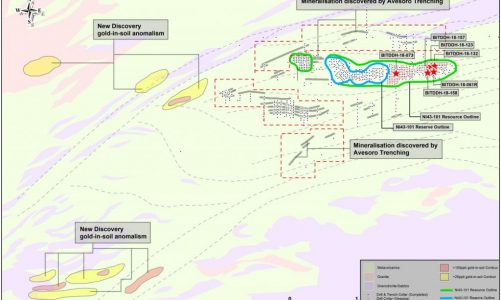 YOUGA-OUARÉ DRILLING RESULTS AND EXPLORATION UPDATE