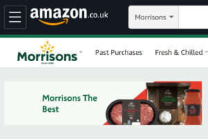 Morrisons on Amazon launched in Leeds before national roll out