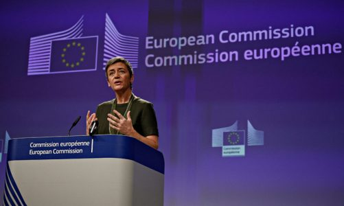 EU Commission accuse Amazon of abusing competition rules
