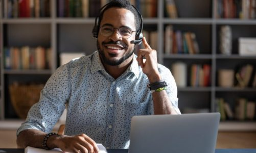 The correlation between remote sales and customer success