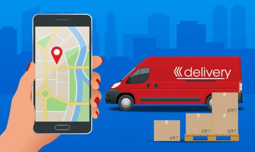 Amazon carrier name, delivery service required from Feb 2021