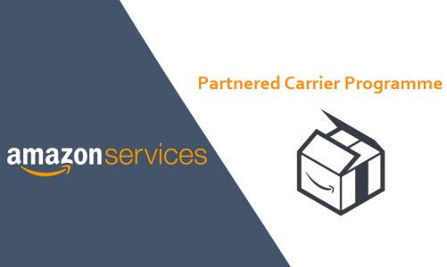 Amazon Partnered Carrier programme promotion
