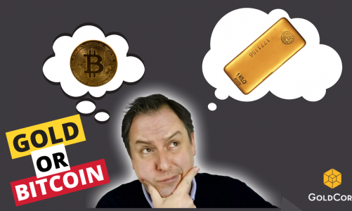 [GoldCore TV] Should I Buy Gold or Bitcoin?