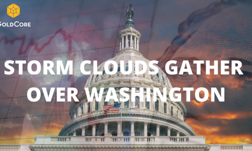 What Next for Markets as Storm Clouds Gather Over Washington?