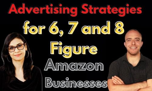 Advertising Strategies for 6, 7 and 8 Figure Amazon Businesses – with Featured Guest Ritu Java of PPC Ninja
