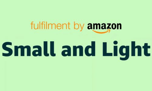 Amazon FBA Small and Light label and prep services launched