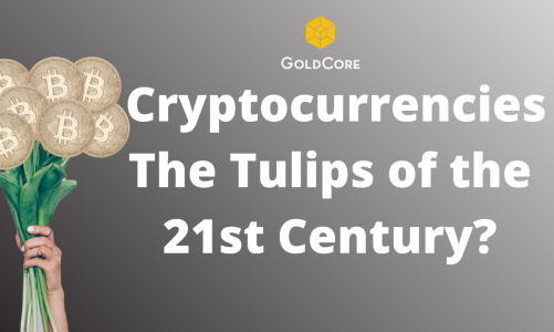 Are Cryptocurrencies the Tulips of the 21st Century