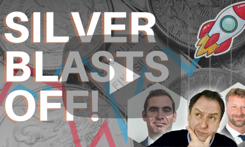 [GoldCore TV] Silver Short Squeeze and the $1,000 Target – Reality Check!