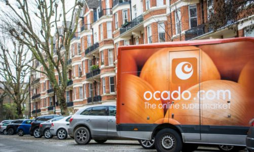 Grocery shopping has changed for good, says Ocado