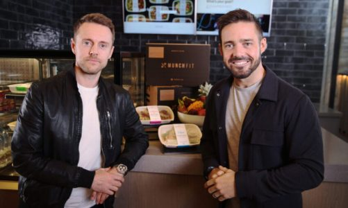 "Angel investor and entrepreneur Spencer Matthews takes bite out of MunchFit as it seeks out ""Fitvestors"" in crowdfunding round"