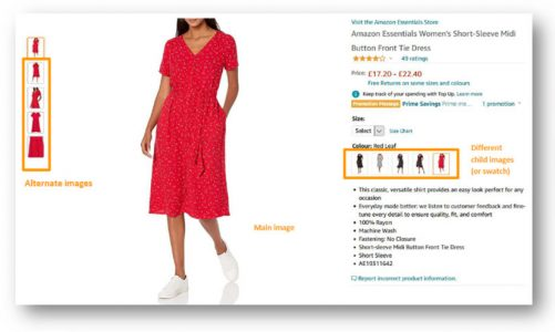 New image guidelines for clothing on Amazon