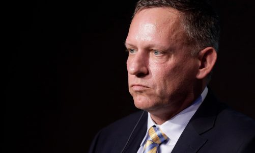 China Could Use Bitcoin as 'Financial Weapon' Against U.S., Peter Thiel Warns