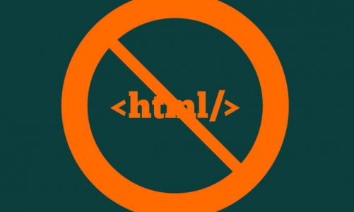 Amazon HTML Ban on product detail pages