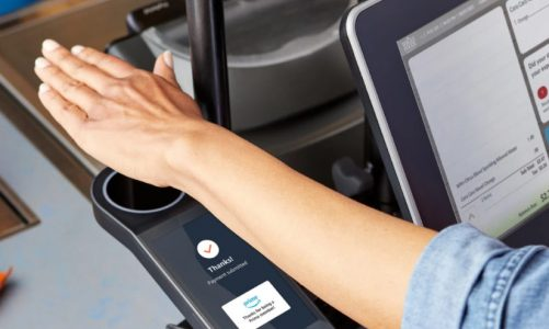 Amazon One palm payment option begins rollout