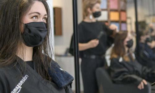 Amazon Salon opens in London to trial new technologies