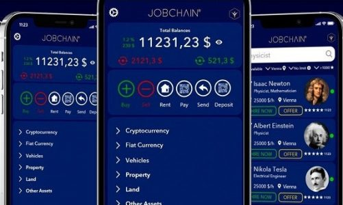 """Jobchain Seeks to Improve Global Employment Through Cryptocurrency """"JOB"""""""
