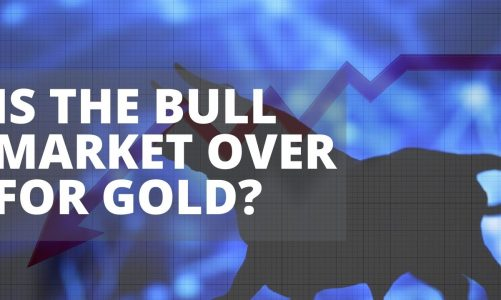 Is The Bull Market Over For Gold?