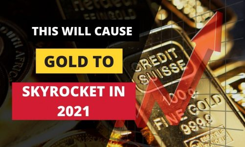 The Gold Price is Set to Skyrocket Due to Inflation