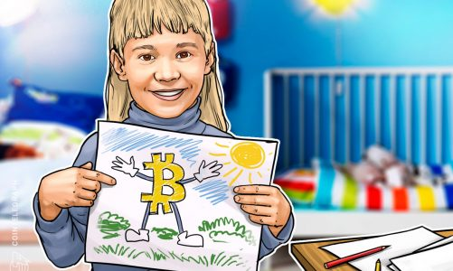 Toddler hodler: 3-year-old Bitcoin educator interviews Michael Saylor