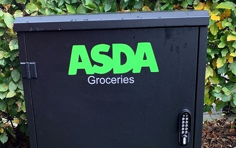 Asda trials delivering food orders while customers are out in bid to sustain online shopping momentum