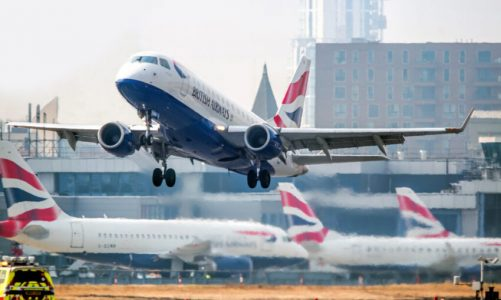 British Airways owner IAG hit by €1.2bn loss amid 'uncertain' passenger forecast