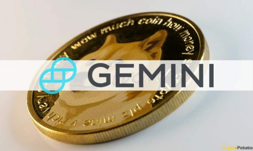 Gemini Now Allows Users to Earn up to 2.25% Interest on Dogecoin