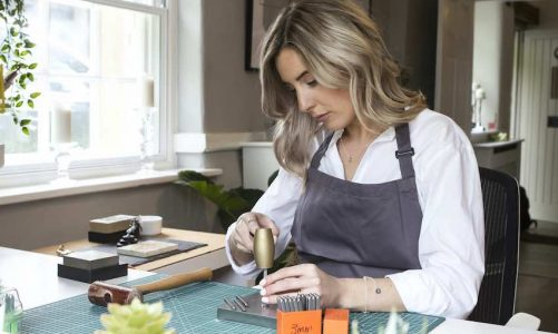 Made in Britain: Handcrafted jewellery brand, 'The Silver Stable'