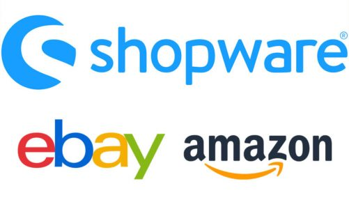 Shopware Markets now available with eBay & Amazon connectors