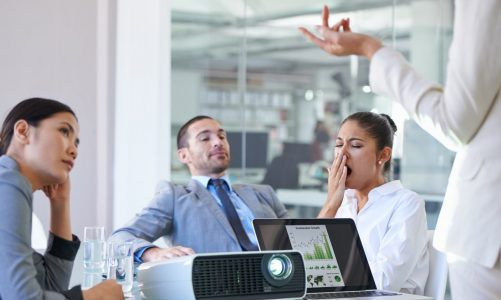 How Not to Overwhelm (Or Bore) Your Audience During Presentations