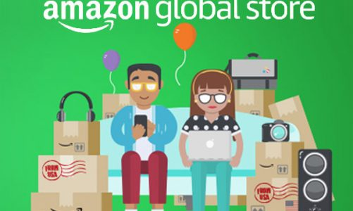 Global Amazon Store sales of your FBA products