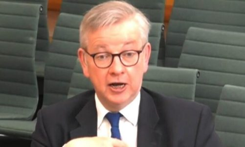I would put money on Covid lockdown ending on June 21, says Michael Gove
