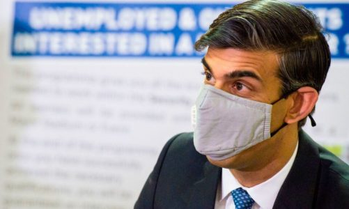 Rishi Sunak rejects businesses pleas to extend furlough which will be phased out from July 1