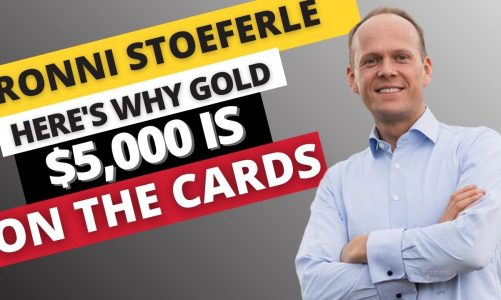 What could send gold to $5000 per ounce?