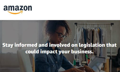 Congress discussion bills could impact your Amazon US business