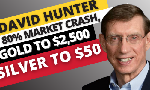 David Hunter – The Contrarian View: Market to Crash by 80%
