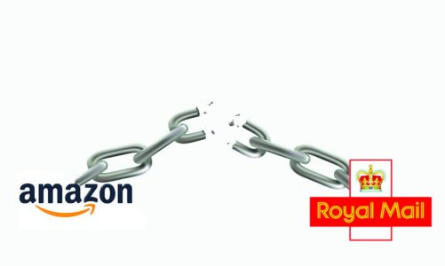 Amazon and Royal Mail link broken for 2nd time in a week