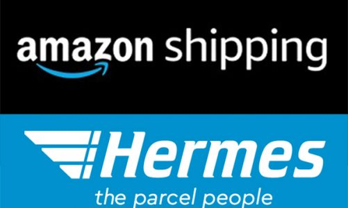 Amazon Hermes Buy Shipping 20% discounted rates
