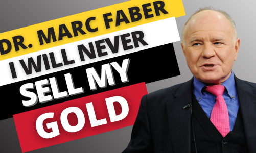 Marc Faber Interview 2021: Don't Sell Your Gold