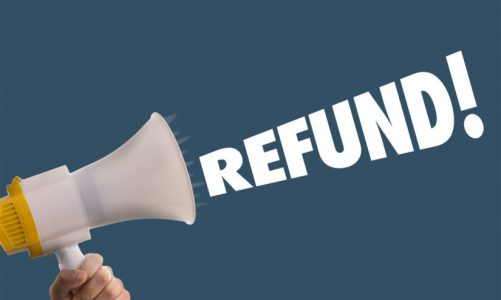 Returnless Refund for Amazon orders under £20/€25