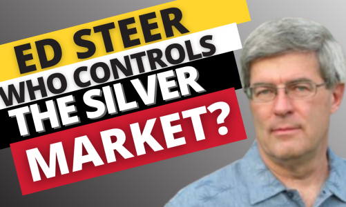 Silver Market Predictions – Ed Steer Talks about the Silver & Gold Price