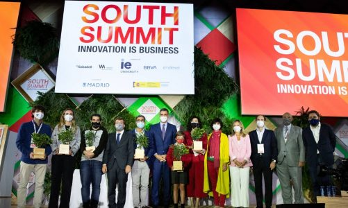 The startup Symba is crowned as the global winner of South Summit 2021