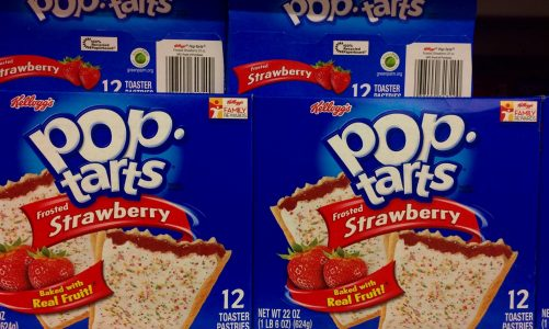 Kellogg's in $5 Million Lawsuit for Not Putting Enough Strawberries in Its Pop-Tarts
