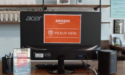 Amazon Local Selling – Click & Collect at merchants' stores