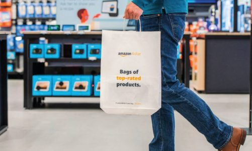 Amazon opens first international 4-star store in the UK