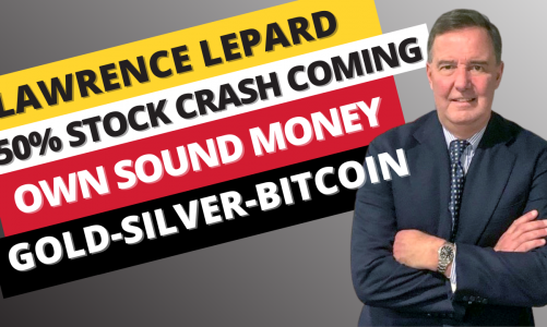 Lawrence Lepard – Living in a World with Inflation
